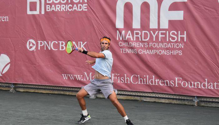 Segura To Face Hidalgo For Mardy Fish Singles Title