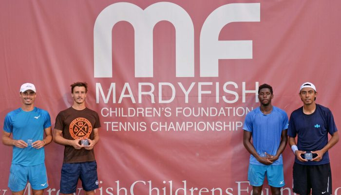 Mardy Fish Children's Foundation Tennis Championships Set For October 18-24, 2021