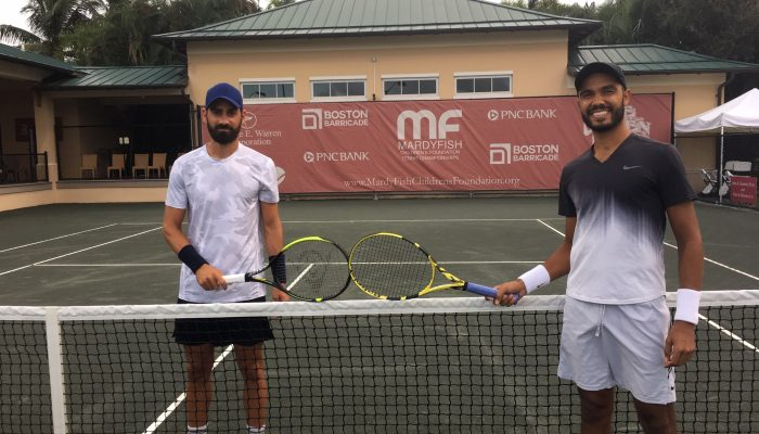 Juan Benitez Adds To Vero Beach Tennis Legend With Remarkable Comeback Win at Mardy Fish Tennis