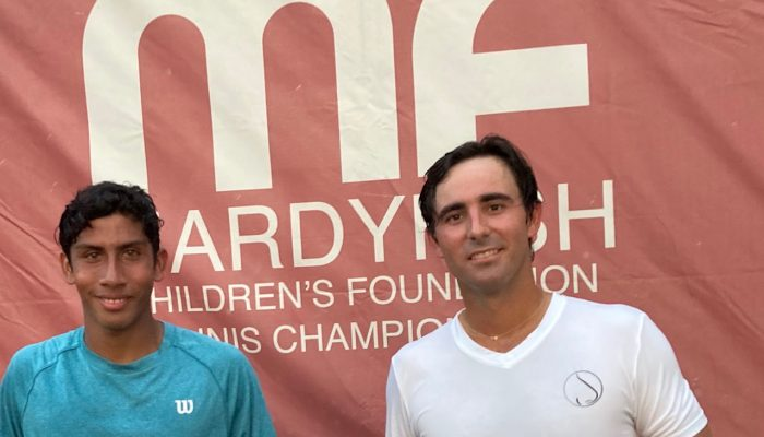 Hidalgo beats Segura In Ecuadorian Mardy Fish Final