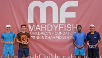 Doubles Finalists From 2019 Mardy Fish Children's Foundation Tennis Championships